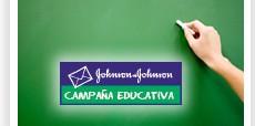 Campaña educativa Johnson & Johnson