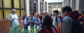 Visita al Convento San José